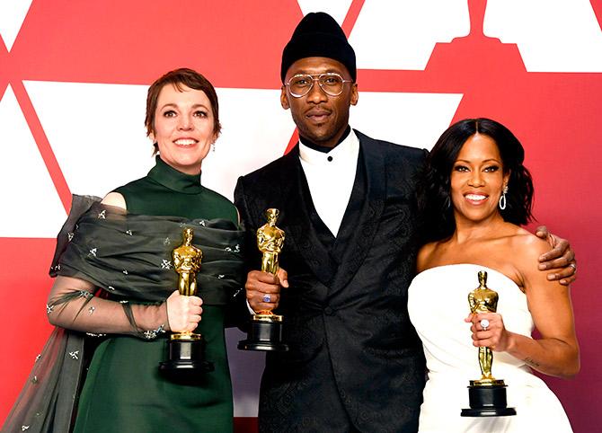 Oscars 2019: Rami Malek wins Best Actor - Rediff com movies