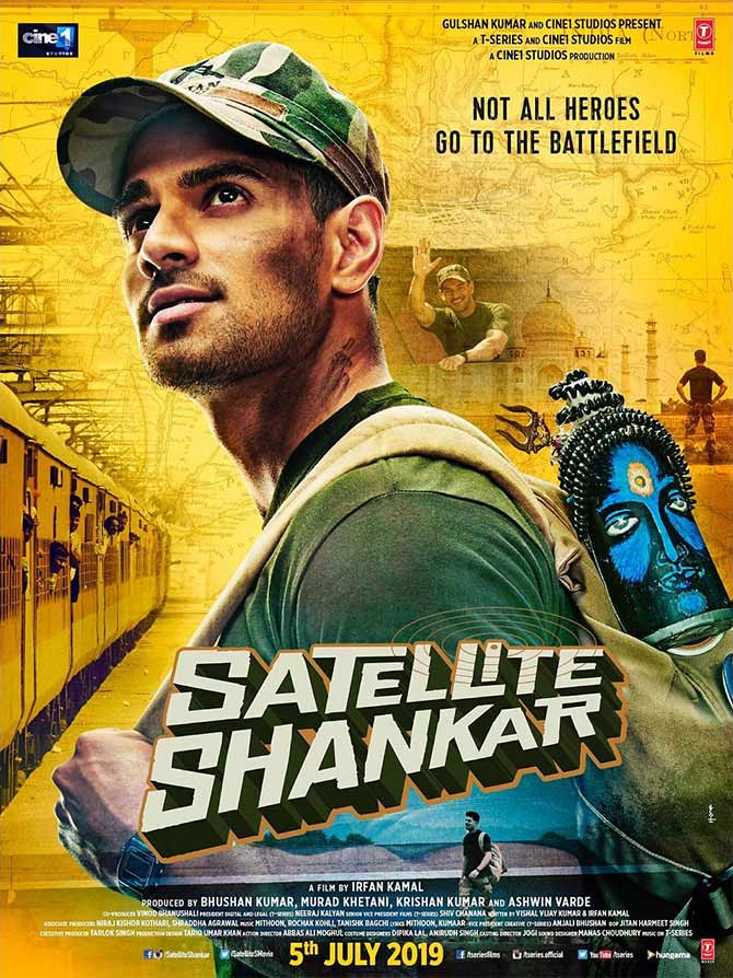 New Hindi Movei 2018 2019 Bolliwood: First Look! Sooraj Pancholi As Satellite Shankar