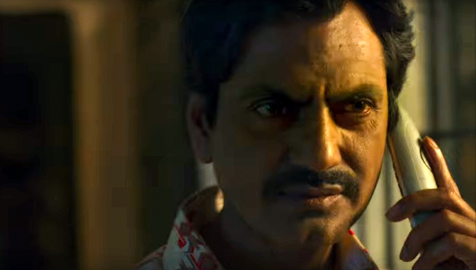Sacred Games 2 Trailer: The war is on! - Rediff com movies