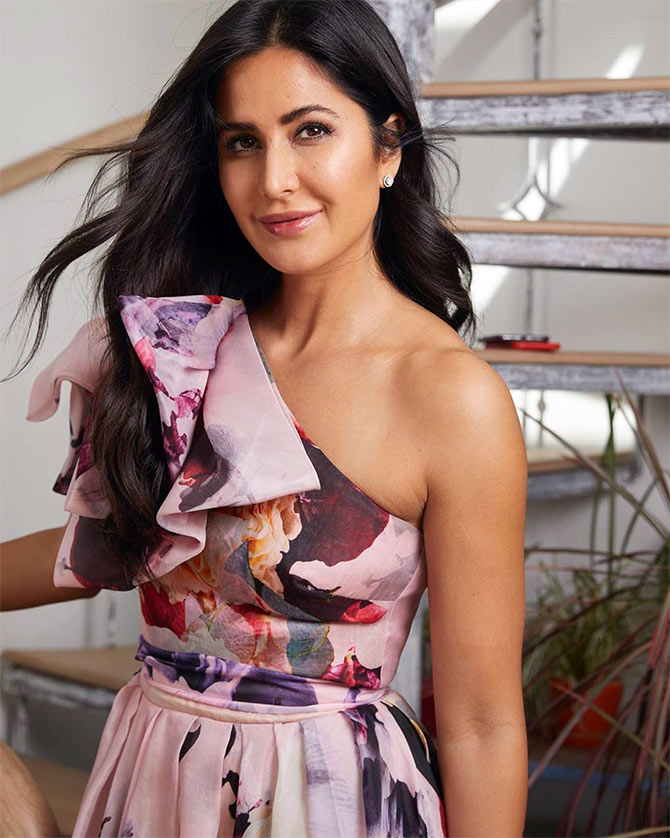 10 lessons to learn from Katrina Kaif - Rediff com movies