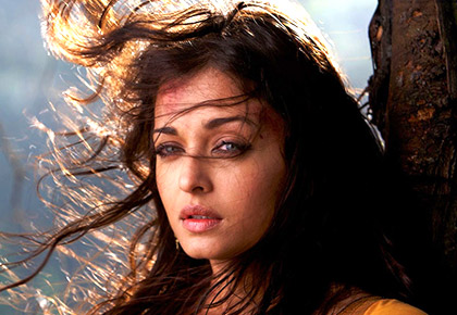 When Aishwarya ditched the makeup