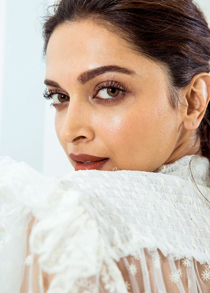 Cannes 2019: Is this Deepika's MOST DARING look? - Rediff ...
