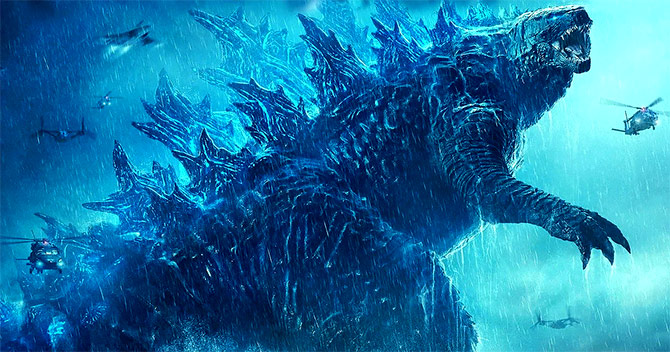 Review  Godzilla Saves The World    And This Movie