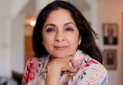 Video: Step inside Neena Gupta's house