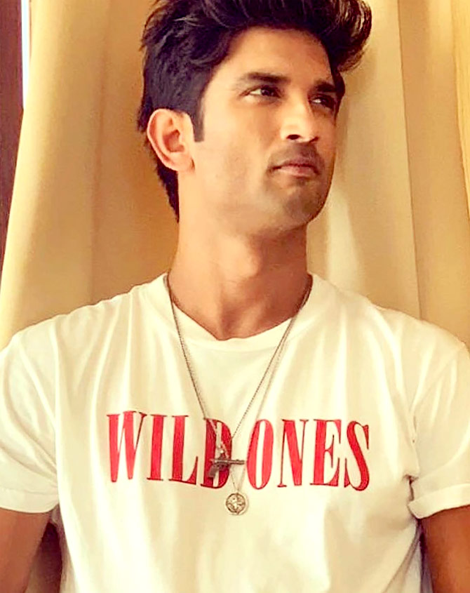 Sushant Singh Rajput's Life In Pictures