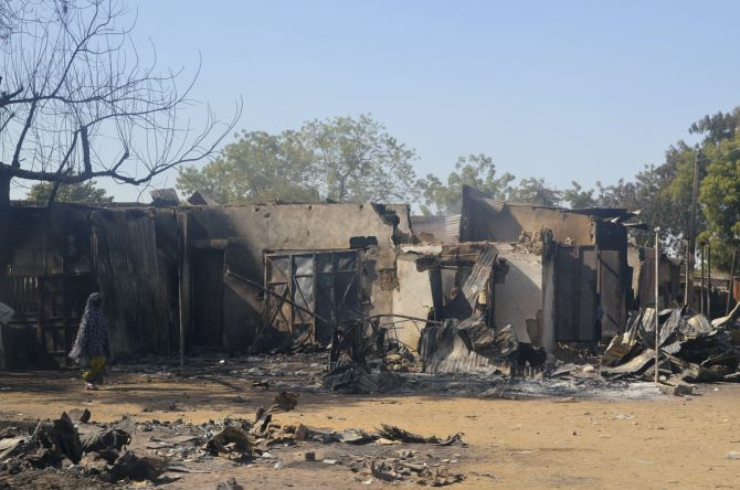 Is Boko Haram the most sadistic terror group in the world?