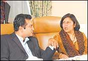 Varun Nikore, Dr Madhulika S Khandelwal