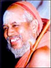Kanchi Shankaracharya Jayendra Saraswati
