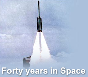 40 years in Space