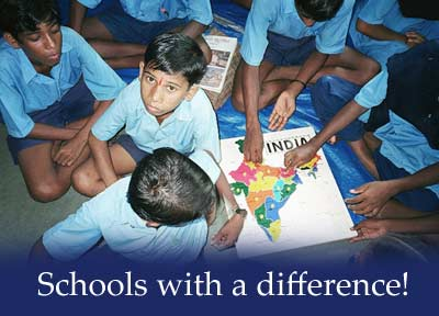 Schools with a difference!