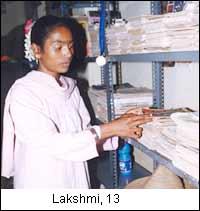 Lakshmi, 13