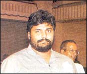 RJD MP Pappu Yadav