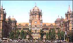 Chhattrapati Shivaji Terminus, Mumbai