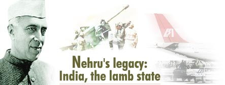 India, the lamb state