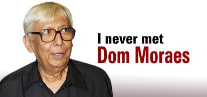 Dom Moraes autobiography