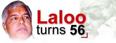 laloo Turns 56