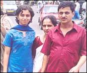 Leena Bhave (left)