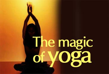 The magic of yoga
