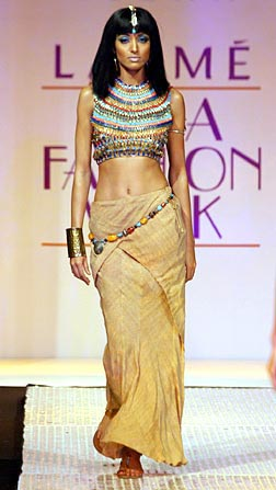 Egyptian Inspired Dress rediff com  egyptian inspired