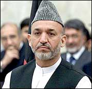 Man in the Middle: Hamid Karzai