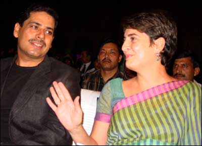 Previous controversies Robert Vadra was embroiled in