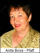 Anita Bose - Pfaff