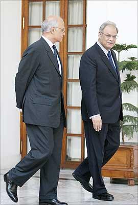 India, Pakistan foreign secretaries