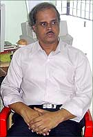 M N Vijayakumar, IAS