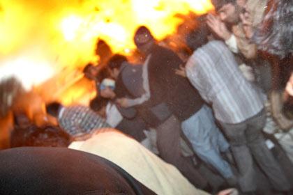Benazir Blast