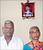Sudham and Kusum Badekar