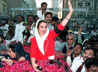 India News - Latest World & Political News - Current News Headlines in India - Pak Taliban claims Benazir Bhutto's assassination in new book