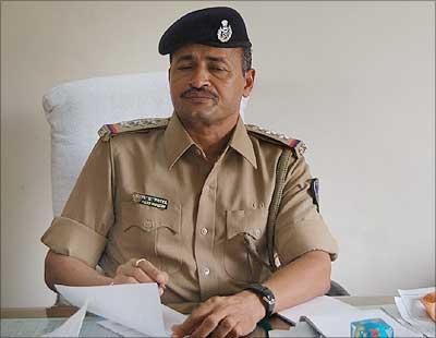 Inspector R S Patel