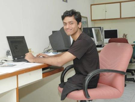 Naga Naresh Karuturi on Rediff