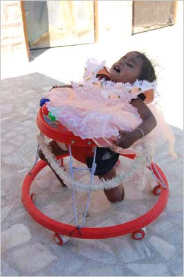 Baby Lakshmi