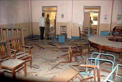 Hubli Court Blast
