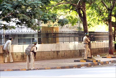 Attack on Trident Hotel(Oberoi), Mumbai
