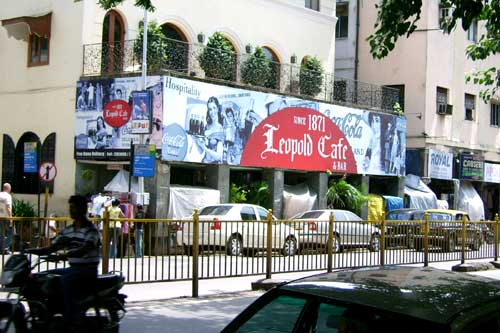 Leopold Cafe, Mumbai
