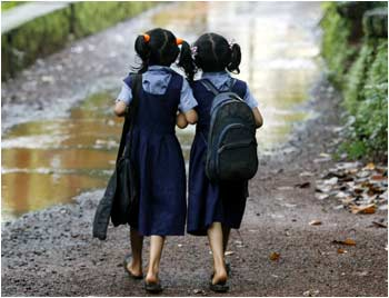 In a highly educated world, the girl child still faces a question mark on her existence