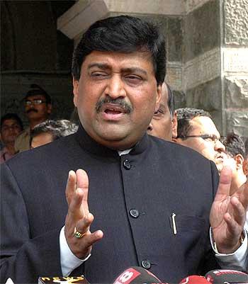 Maharashtra CM Ashok Chavan