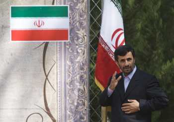 Iranian President Ahmadinejad will 'be governing a changed country'