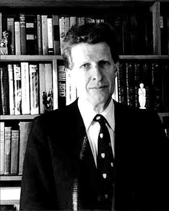 Historian Stanley Wolpert