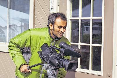 Dr Manish Pandit.