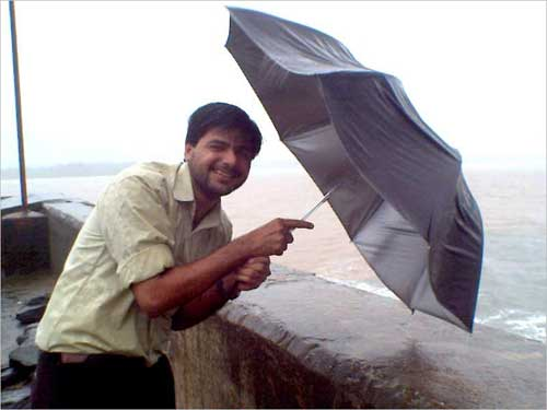 Forget the monsoon woes, I am enjoying the rains!