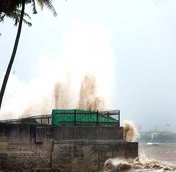 The high tide at Dadar