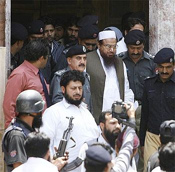 Jamaat-ud-Dawah chief Hafiz Mohammad Saeed organised a conference of anti-India jihadi groups in PoK this week