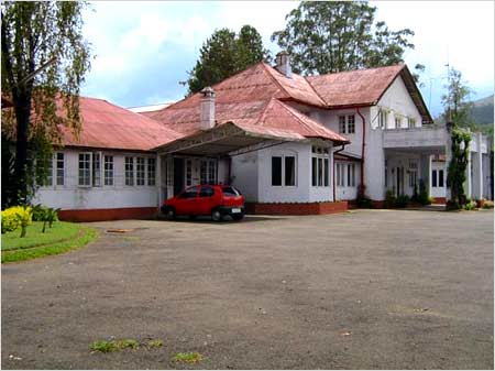 The High Range Club, Munnar, Kerala