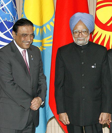 PM with Asif Ali Zardari