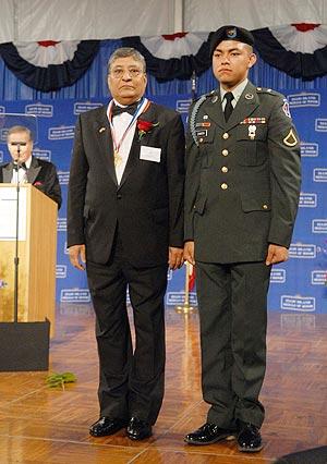 Kiran Desai at the awards ceremony