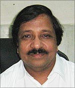 Dr S M Patil