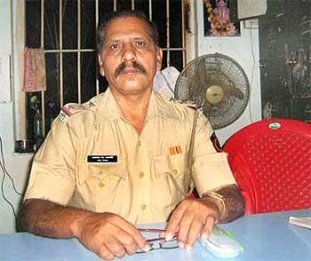 Inspector Bhagwat K Bansode
